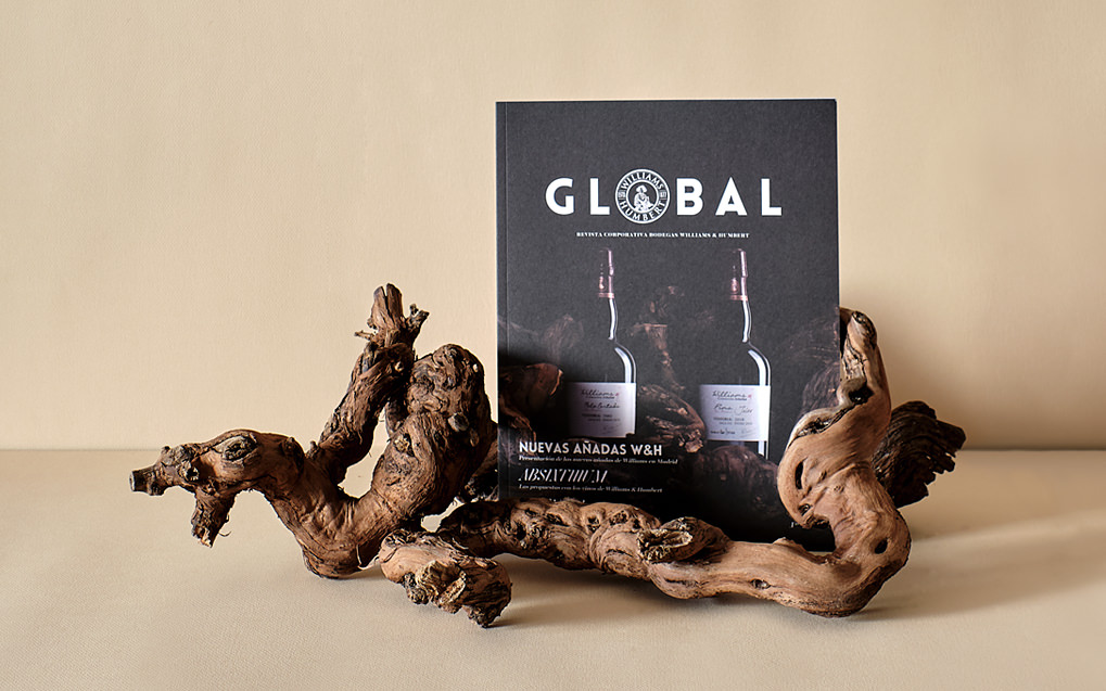 Global, diseño editorial.